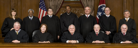 Tennessee Court of Appeals: Judges - David R. Farmer, Alan E. Highers, Holly M. Kirby, J. Steven Stafford, Andy D. Bennett, Frank G. Clement Jr., Patricia J. Cottrell, Richard H. Dinkins, Herschel P. Franks, Charles D. Susano Jr., D. Michael Swiney, John W. McClarty